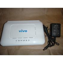 Roteador E Usb 3g Wifi Vivo Technicolor Modelo Tg581n.
