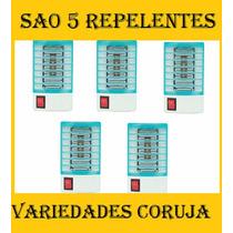 5 Mata Inseto Mosquito Dengue Pernilongo Eletronico Bivolt