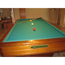 (jogos) Mesa De Bilhar R$ 12,000,00 - Importado Holanda