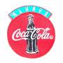 Apliques Bordados Para Jaquetas E Blusas Coca-cola