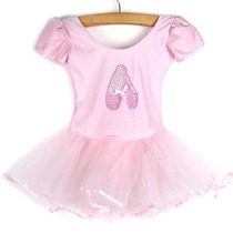 Fantasia Vestido Bailarina Luxo Rosa