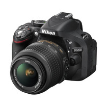 Camera Nikon D5200+lente 18-55mm+lente 55-300mm+32gb+bolsa