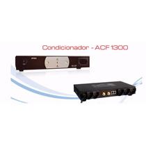 Condicionador Energia 1200va Tv Digital Upsai Acf-1300 110v