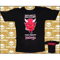 Camisetas - Bandas - Rock Bandalheira Matanza 383