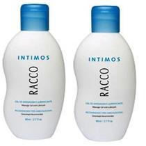 Kit 2 Unidades - Gel De Massagem Íntimos Racco - 80ml