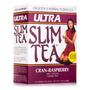 Ultra Slim Tea Cran-raspberry - 24 Sacos De Chá (1.69 Onça