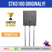 Stk0160 , Stk 0160 , Stk-0160 Formato Bc - Original