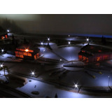 Kit-Iluminacao-Para-Maquetes---10-Postes-De-7cm-_-Acessorios