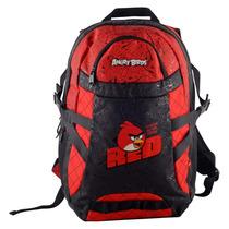 Mochila De Costa Angry Birds Red - Santino