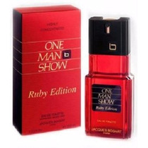 Perfume One Man Show Ruby Masculino Edt 100ml