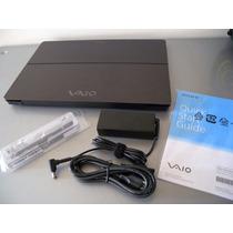 Sony Vaio Flip I7 16gb 1tb 15 2880x1620 3k Touch Svf Svd Sp
