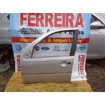 Porta Dianteira Esquerda Do Fiat Palio Atractive