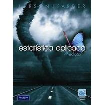 E-book Estatística Aplicada - Faber, Larson