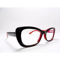 Armacao Oculos Prada Feminina Grau + Brinde