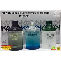 Kit Miniaturas Kaiak Natura Promoção 99,90 Frete Grátis
