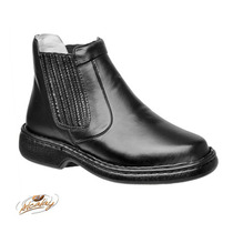 Sapatos Franca - Botina Alcalay Relax 710 Numeracao Grande45