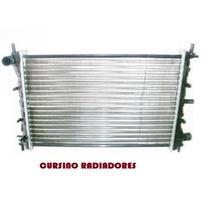 Radiador Ford Escort Sapão 1.6/1.8/2.0 93-96 C/s Ar Visconde