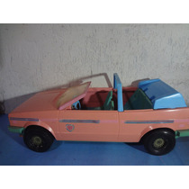 Barbie Estrela Carro De Passeio Familia Coração Anos 80
