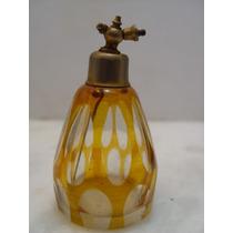 Antigo Perfumeiro Em Vidro.