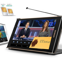 Tablet Genesis Gt-7327 Android 4.4 Kitkat/2chip/capa/tv/gps
