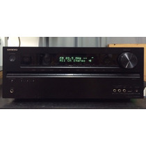 Receiver Onkyo Nr509 5.1 Network Full Hd Home Theater Hdmi