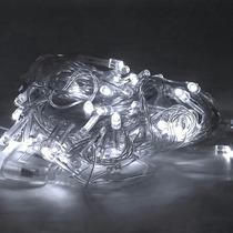 Pisca-pisca Natalino 100 Lâmpadas Led Luz Branca