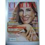 Revista Claudia 527 Gloria Pires Kuczynski 2005 Frete Gratis