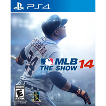 Ps4 - Mlb 14 The Show
