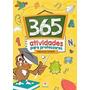 Livro 365 Atividades P/ Professores Educação Infantil Dvd