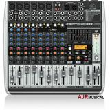 Qx1222usb Mesa De Som Behringer Xenyx Q X1222 / Qx1222 Usb