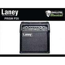 Amplificador Laney Prism P20 Com Processador De Efeitos