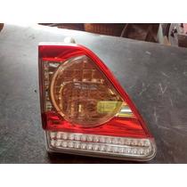 Lanterna Esquerda Tampa Corolla 2012/