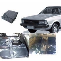 Tapete Carpete Vinil Verniz Ford Corcel 2 Sem Console