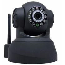 Câmera Ip Wifi Segurança Vigilância Giratória Visão Noturna