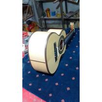 Promoção Cavaco Em Faia Luthier Duda Denelle Caixa 9,5