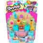 Shopkins - Blister Kit Com 12 Shopkins - Dtc