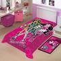 Cobertor Infantil Disney Monster High - Jolitex