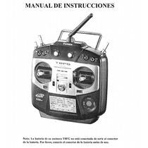 Manual Rádio Futaba 8fg Espanhol Em Pdf