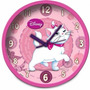 Relógio De Parede Infantil Gatinha Marie Disney Decoração