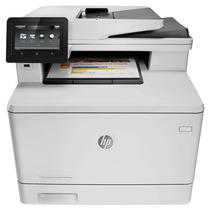 Multifuncional Hp Color Laserjet Pro Mfp M477fnw Fax | Wifi