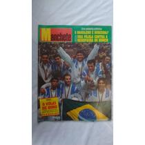 Revista Manchete - Volei De Ouro 1992 Com Poster