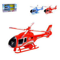 Helicóptero Vermelho Na Caixa
