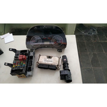 Módulo De Injeção Kit Code Fiat Idea 1.4flexb Completo