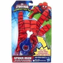 Luva Eletronica Homem Aranha Sinister 6 Spider Man Hasbro