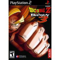 Patch Dragon Ball Z Budokai 3 Ps2 Frete Gratis