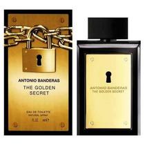 Perfume The Golden Secret 200ml Edt Masculino 100% Original