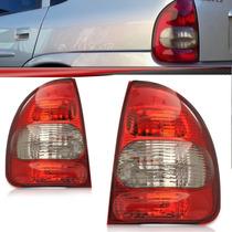 Par Lanterna Traseira Corsa Sedan 00 01 02 Classic 03 A 2010