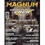 Revista Caça Magnum - Ediçoes 50 / 52/ 55/ 124 / 125 / 126