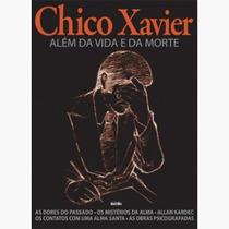 Chico Xavier - Além Da Vida E Da Morte - Livro Espirita