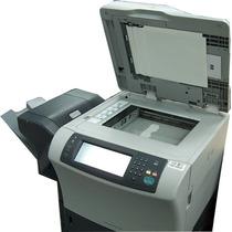 Impressora Multifuncional Laserjet Mono Hp M4345 Duplex Fax